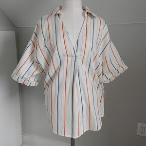🔥3/$25 | Ellen Degeneres | oversized top
